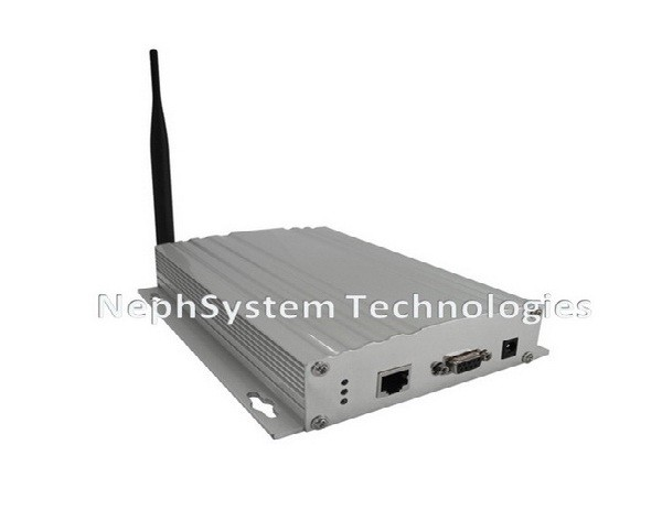 NSAR-850 IP55 Rated and Long Range Active RFID Reader/Writer