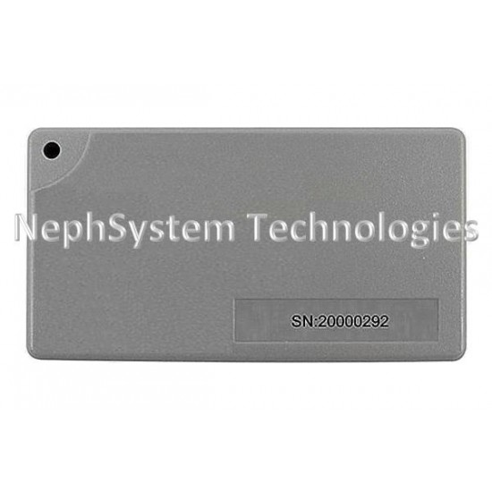 NSAT-702 2.45GHz Active RFID Rugged (IP50) Small Asset Tag
