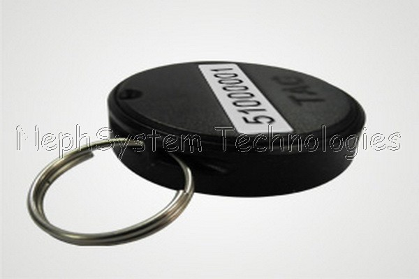 NSAT-707 2.45GHz Active RFID Micro Strap Battery Replaceable Tag