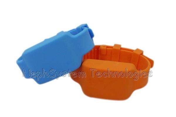 NSAT-708 2.45GHz Active RFID Wristband Heavy Duty Tag