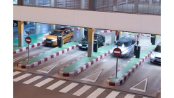 Automated parking system using rfid technology