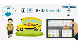 School Bus Management Using Nephsystem 2.45GHz Active RFID