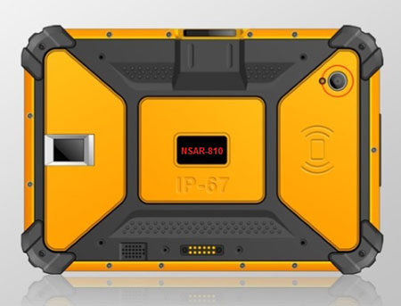 Active RFID Android Rugged Tablet